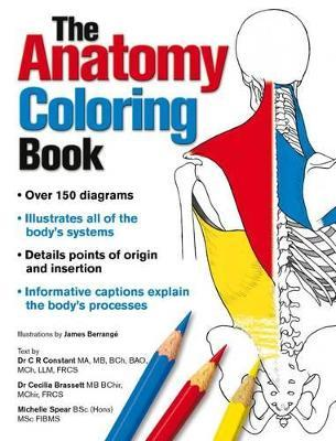 Complete Anatomy Coloring Book, 2nd Edn