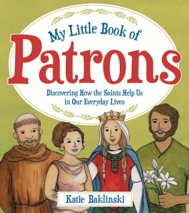 My Little Book of Patrons
