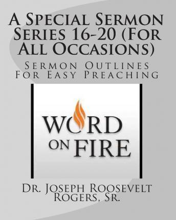 A Special Sermon Series 16-20 (for All Occasions) : Sr Dr Joseph