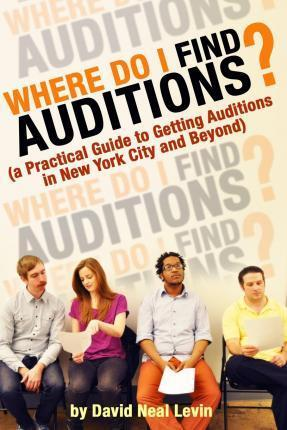 Where Do I Find Auditions?