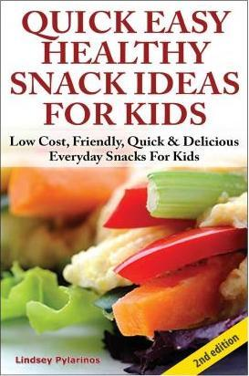 Quick, Easy, Healthy Snack Ideas for Kids