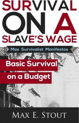 Survival One Slave's Wage  Basic Survival on a Budget