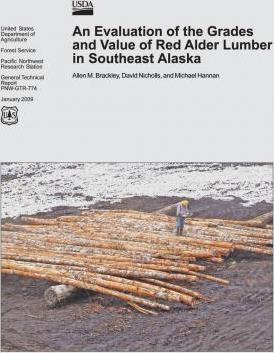 An Evaluation of the Grades and Value of Red Alder Lumber in Southwest Alaska