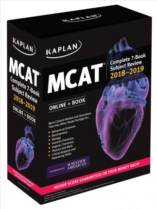 Best MCAT Prep Books 2019 [Ace the Test With top Self ...