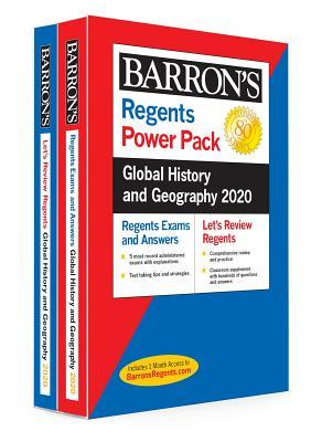 Regents Global History and Geography Power Pack 2020