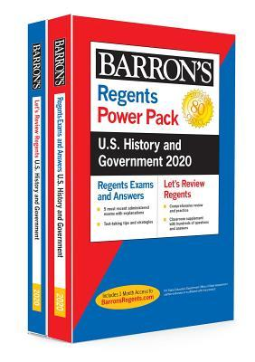 Regents U.S. History and Government Power Pack 2020