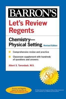 Let's Review Regents: Chemistry--Physical Setting Revised Edition