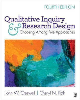 Qualitative Inquiry and Research Design
