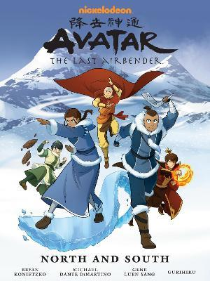 Avatar: The Last Airbender - North And South Library Edition