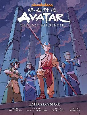 Avatar The Last Airbender--Imbalance Library Edition