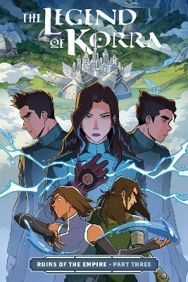 The Legend Of Korra: Ruins Of The Empire Part Three