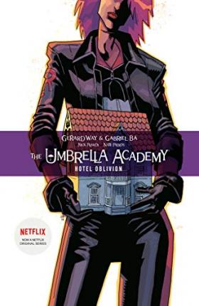 The Umbrella Academy Volume 3: Hotel Oblivion Cover Image