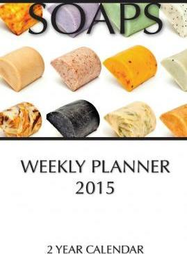 Soaps Weekly Planner 2015