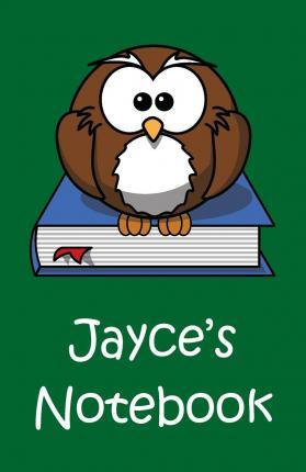 Jayce's Notebook