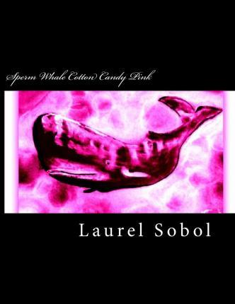 Sperm Whale Cotton Candy Pink