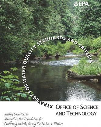 Strategy for Water Quality Standards and Criteria