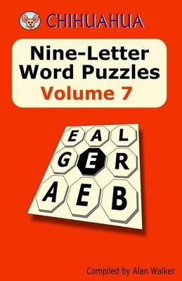 chihuahua nine letter word puzzles volume 7