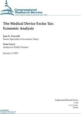 The Medical Device Excise Tax