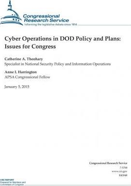 Cyber Operations in Dod Policy and Plans