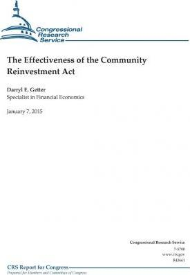 The Effectiveness of the Community Reinvestment ACT