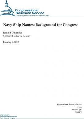 Navy Ship Names