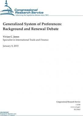 Generalized System of Preferences