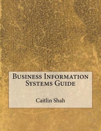 Business Information Systems Guide