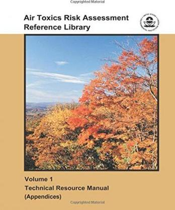 Air Toxics Risk Assessment Reference Library