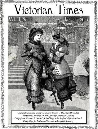 Victorian Times - January 2015