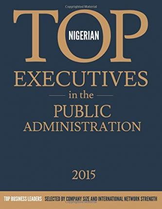 Nigerian Top Executives in the Public Administration