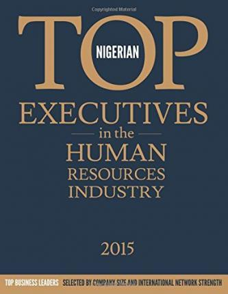 Nigerian Top Executives in the Human Resources Industry