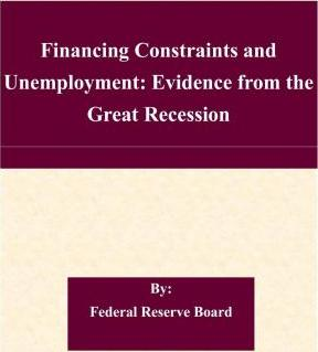 Financing Constraints and Unemployment