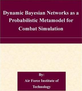 Dynamic Bayesian Networks as a Probabilistic Metamodel for Combat Simulation