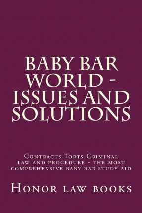 Baby Bar World - Issues and Solutions