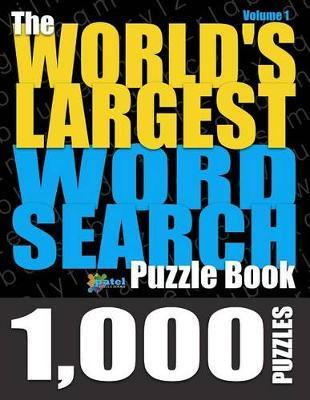 The World's Largest Word Search Puzzle Book