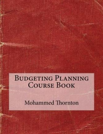 Budgeting Planning Course Book
