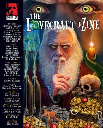 Lovecraft Ezine Issue 33