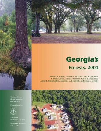 Georgia's Forests, 2004
