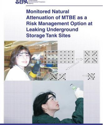 Monitored Natural Attenuation of Mtbe as a Risk Management Option at Leaking Underground Storage Tank Sites
