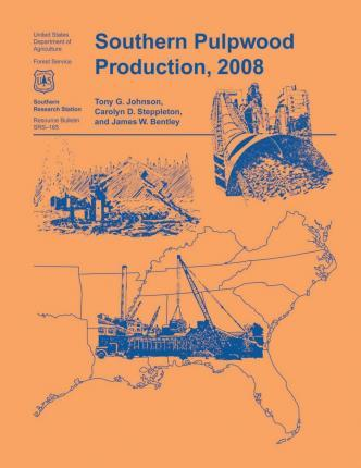 Southern Pulpwood Production, 2008