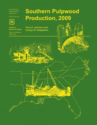 Southern Pulpwood Production,2009