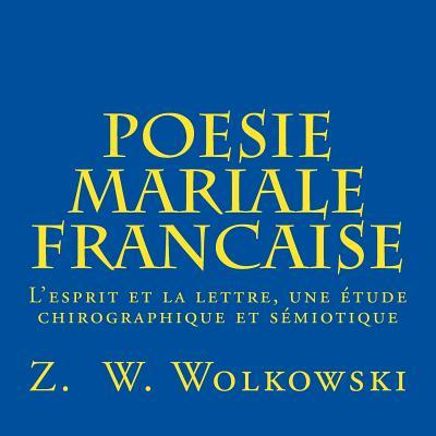 Poesie Mariale Francaise
