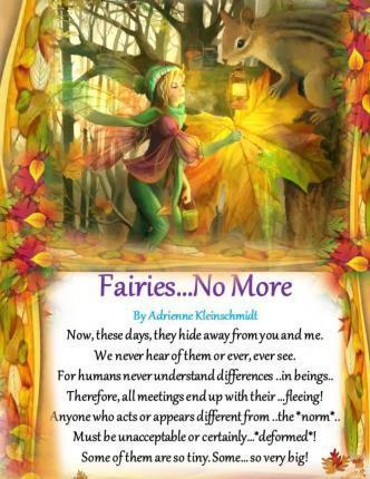 Fairies...No More