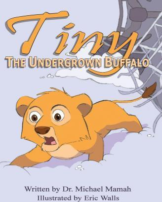 Tiny the Undergrown Buffalo