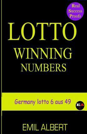 Lotto Winning Numbers Germany Lotto 6 Aus 49