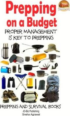 Prepping on a Budget - Proper Management Is Key to Prepping