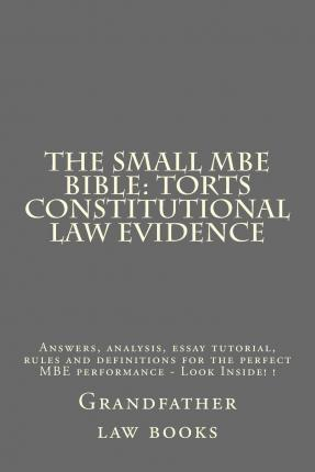The Small MBE Bible
