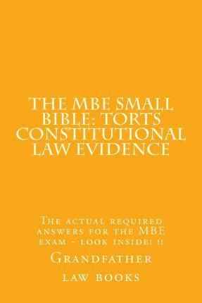 The MBE Small Bible
