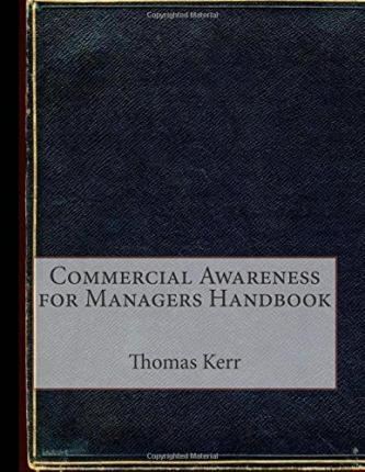 Commercial Awareness for Managers Handbook