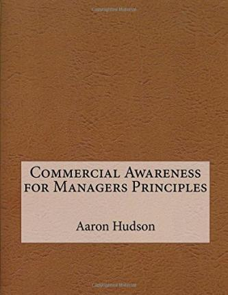 Commercial Awareness for Managers Principles